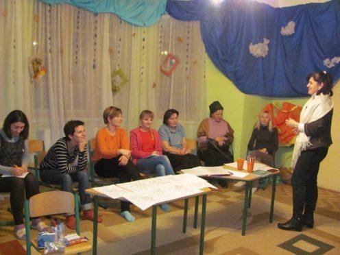 Відбувся семінар «Гармонійний розвиток дитини. Плекання здібностей і покликання»