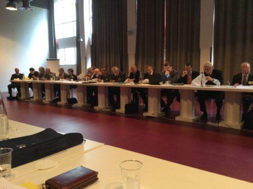 23-24 листопада Голова Комісії у справах освіти та виховання УГКЦ взяла участь у роботі Генеральної Асамблеї Комітету Католицької Освіти Європи (СЕЕС) у Римі