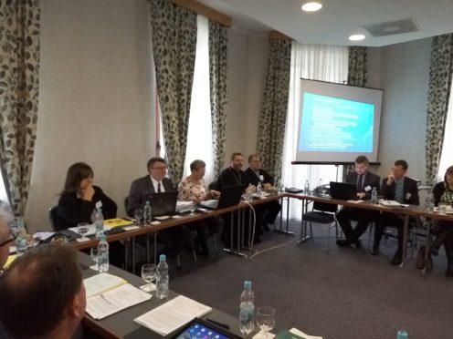 На запрошення УГКЦ Комітет католицької освіти Європи вперше провів Генеральну асамблею в Києві