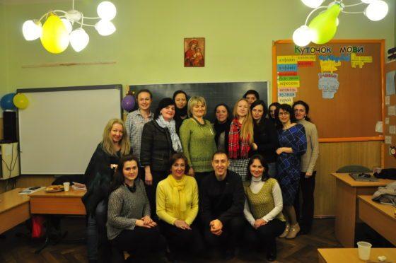 У березні о. Петро Майба, СДБ, проводив формаційні семінари для вчителів освітньо-виховних установ УГКЦ