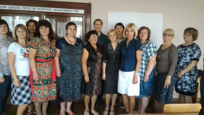 12 вересня у Слов'янську відбувся семінар  для вчителів з основ християнської етики Донеччини