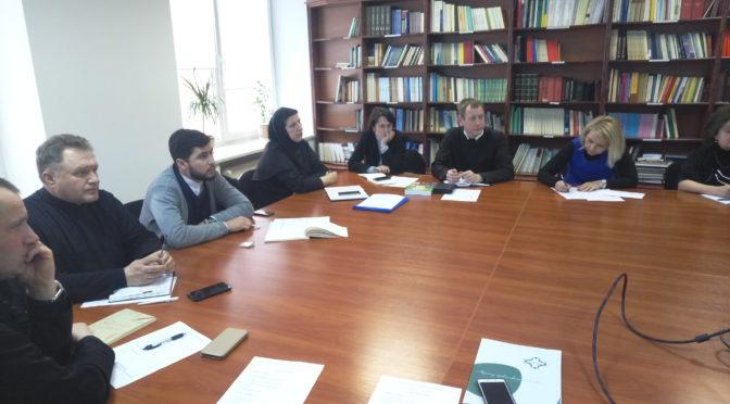 Реколекції для Голів єпархіальних комісій освіти та виховання у Брюховичах