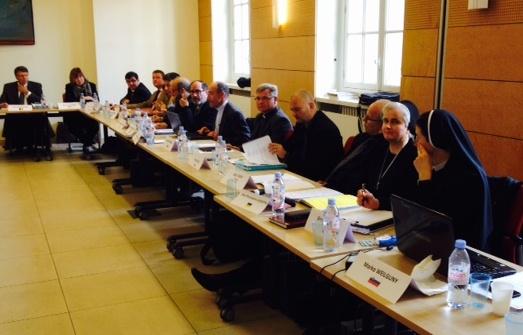 Зустріч Генеральної асамблеї Комітету Католицьких шкіл у Парижі