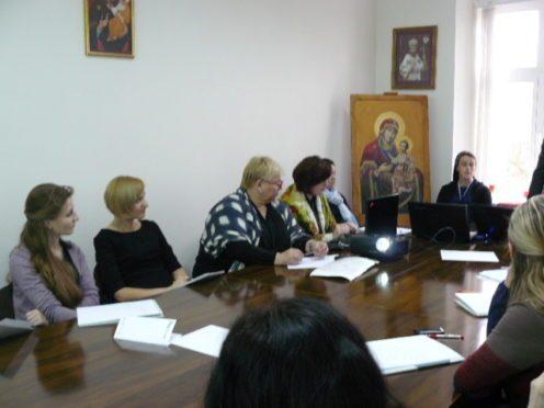 Методичний семінар для християнських вихователів дитячих садків