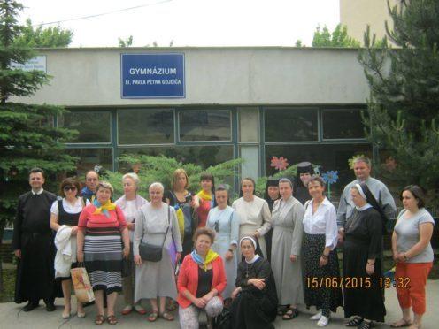 Директори українських греко-католицьких шкіл та дитсадків обмінялись досвідом з європейськими колегами