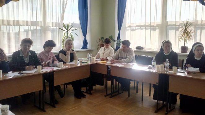 Відбувся формаційний семінар для директорів католицьких шкіл та дошкільних навчальних закладів