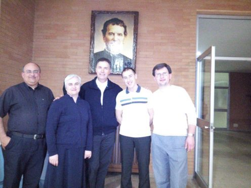 Представники Комісії взяли участь у програмі вивчення досвіду університетського душпастирства