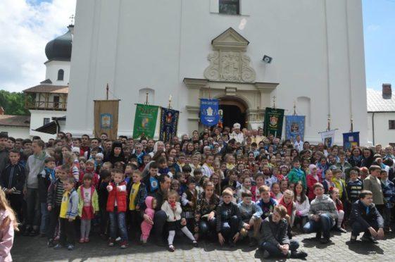 14 травня 2016 відбулась 14-та Проща католицьких навчально-виховних закладів