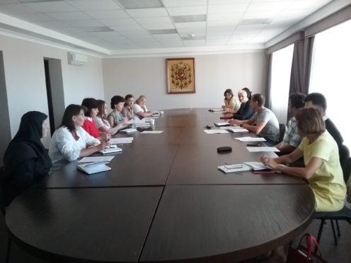 В Комісії освіти та виховання розпочали роботу над зразками формації вчителів, дітей та батьків в освітньо-виховних закладах УГКЦ