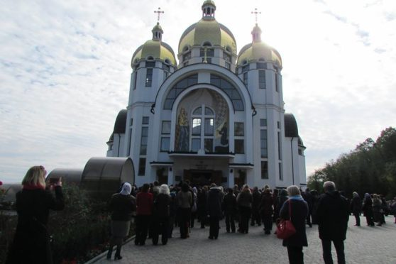 24 вересня відбулася шоста професійна проща освітян до Зарваниці