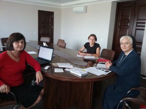 15 вересня 2016 року відбулося засідання Голів єпархіальних Комісій у справах освіти та виховання УГКЦ