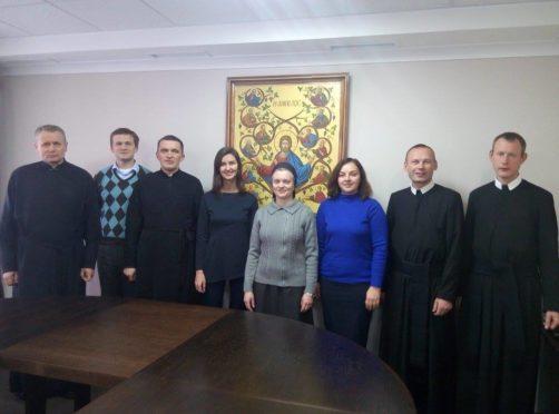 Семінар для духівників освітньо-виховних установ УГКЦ