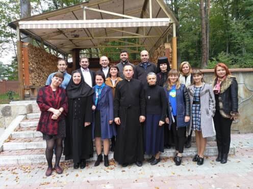 Формаційна зустріч Голів єпархіальних Комісій у справах освіти та виховання у Брюховичах