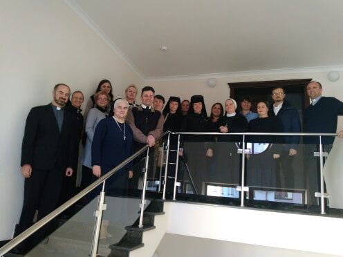 У Патріаршому Домі у Львові відбулась зустріч директорів закладів освіти УГКЦ