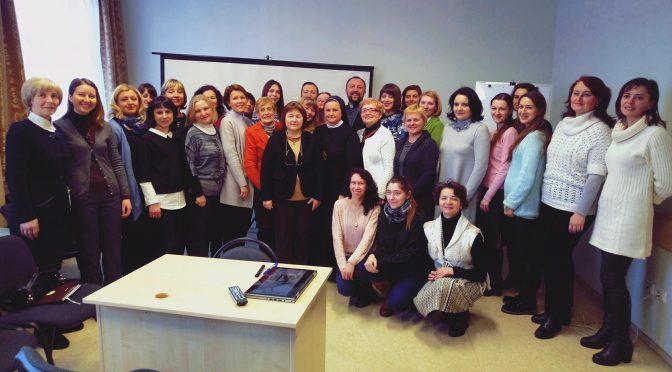 Продовження семінарів по формації вчителів