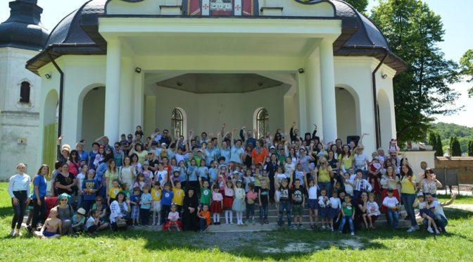 Щорічна проща Католицьких дошкільних закладів освіти до Крехова