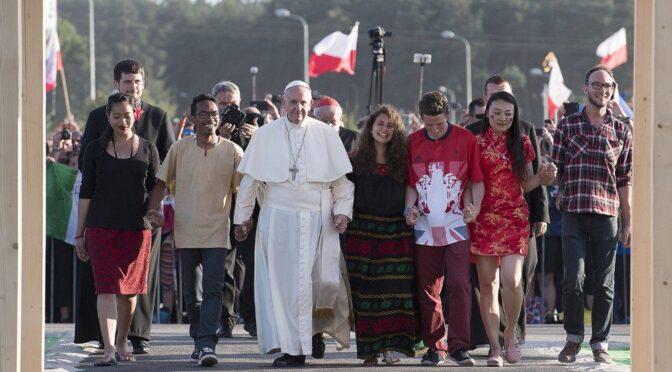 Папа Франциск перезапускає «Глобальний освітньо-виховний пакт»